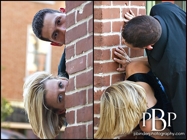 engagement session photograph